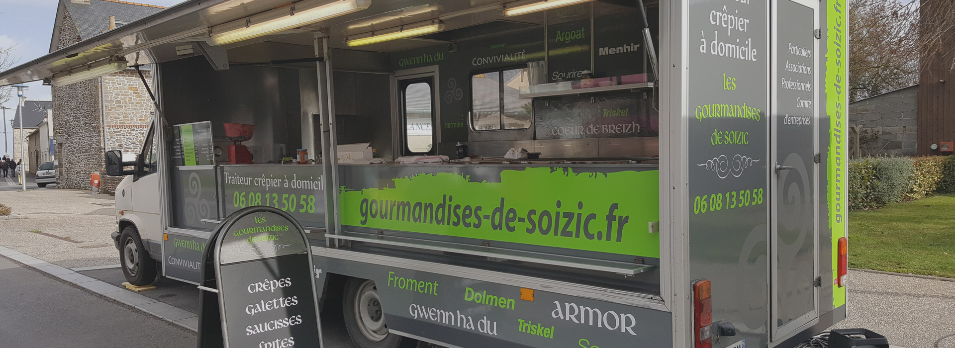 Food Truck Made in Breizh
